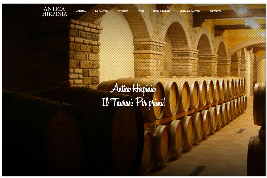 antica hirpinia portfolio bilogic vitivinicola produzione