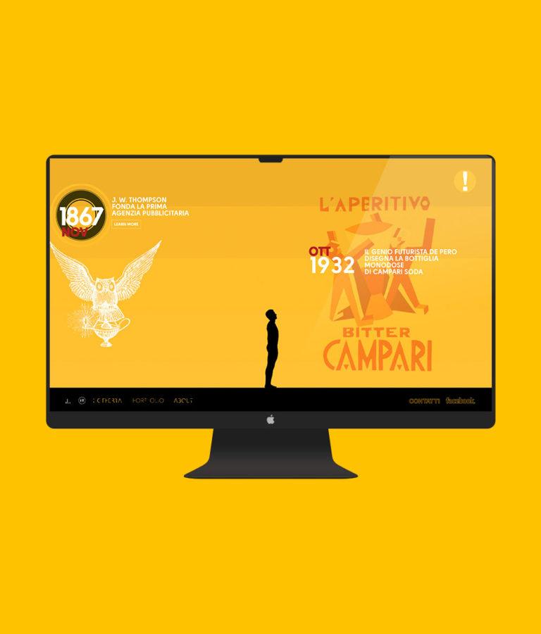 Bilogic – Website Interactive Concept