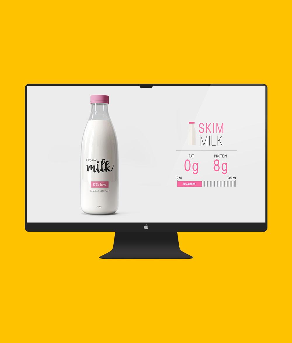 Bilogic - Milk Bottle